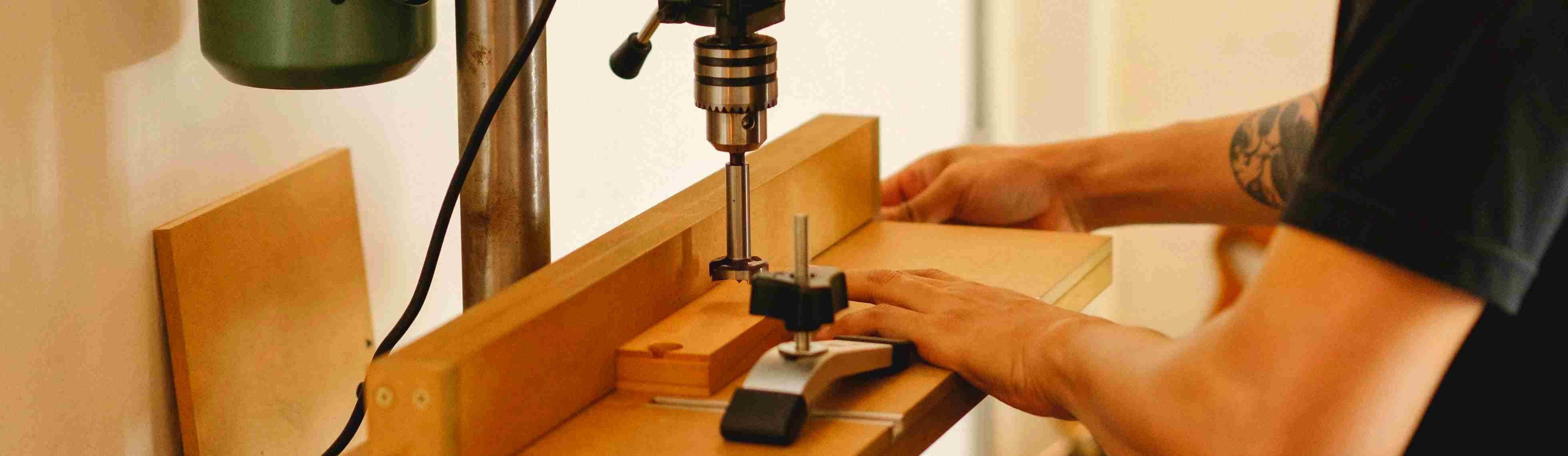 Machine d'atelier