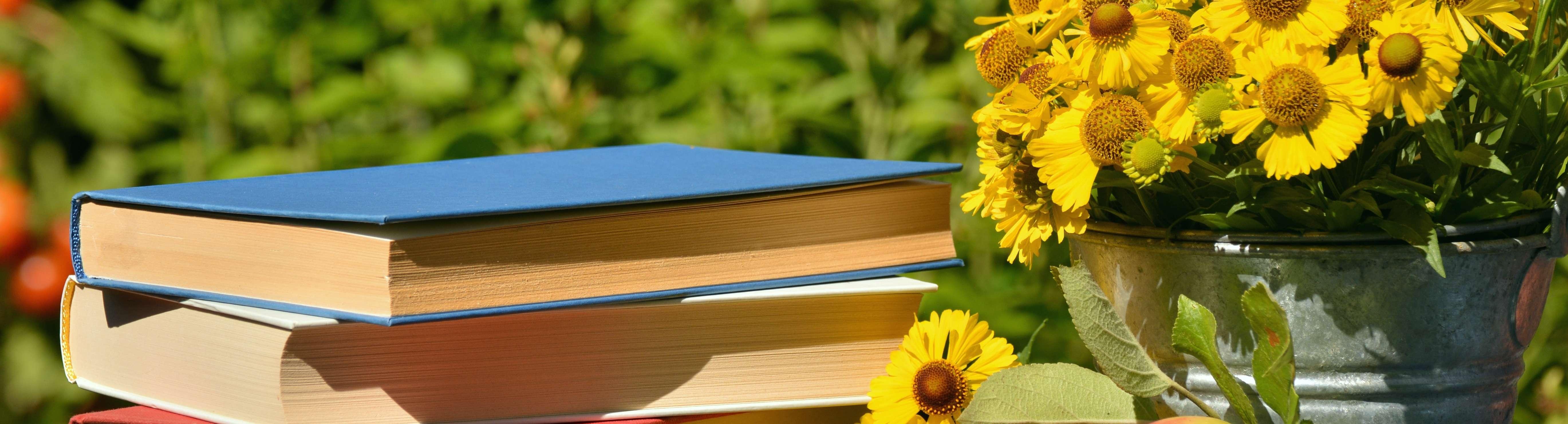 Livres et multimédias jardinerie