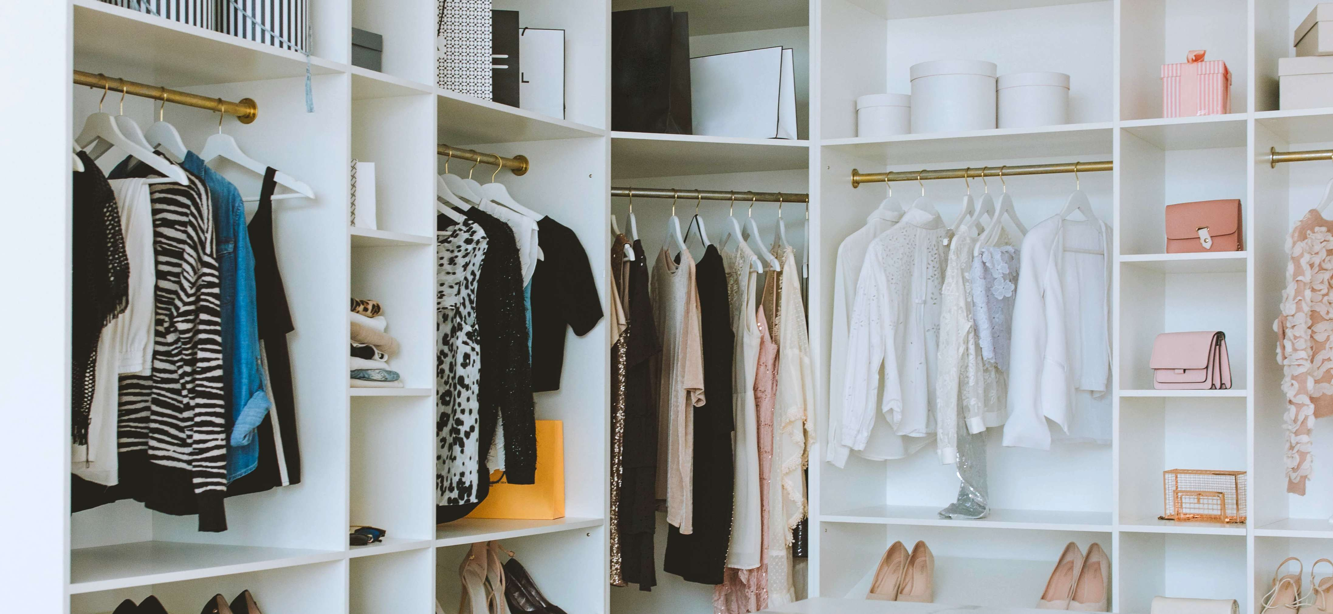 Aménagement dressing et meuble