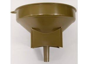 Entonnoir de cave diamètre 37 cm bronze