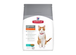 Feline Sterilised Cat Young Adult Thon 1,5kg