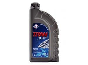 Huile de moteur Titan marine 15W40 - 2L