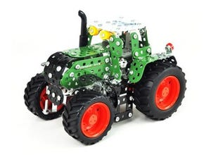 Tracteur Fendt 313 Vario
