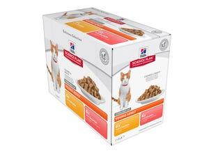 Feline Sterilised Cat Sachets Repas Multipack 12x85gr