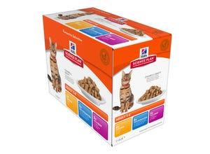 Feline Adult Sachet Repas Multipack 12x85gr
