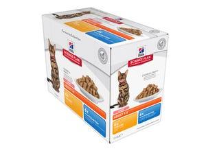 Feline Adult Light Sachet Repas Multipack 12x85gr