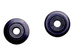 2 molettes pour coupe tubes 18x5,8x5 mm