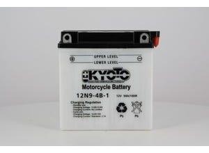 Batterie moto YB9B