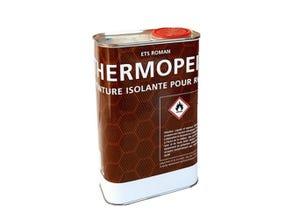 Peinture aluminium Thermopeint 1 L