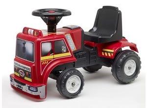 Camion de pompier à pédales - 1018U
