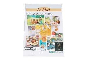Poster Le Miel