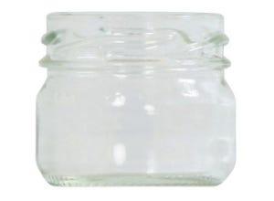 Pot verre 30 ml Porton TO 43 x100
