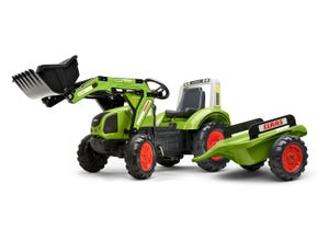 Tractopelle Claas