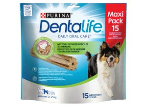 Medium-Maxi Pack-chiens taille Moyenne 345g