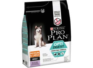 CHIEN Medium-Large Adult Sensitiv. OPTIDIGEST 2,5kg