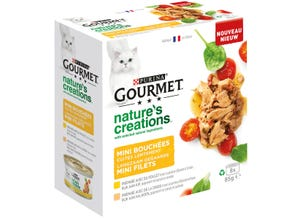 Nature's Creation Multipack - 8X85g