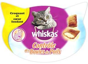 Friandises pour chat - Contrôle boules de poils 60g