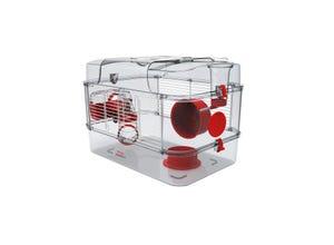 Cage Rody3 Solo - L41xp27xh28 cm - Grenadine
