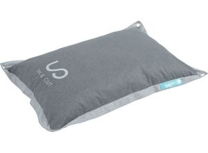 Coussin déhoussable In and Out - 90cm - gris