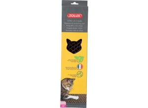 Griffoir carton abeille herbe chat- H44cm