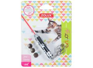 Jouet chat laser intéractif