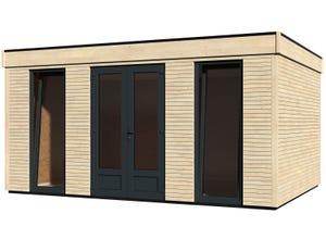 Décor'Home 15 m² - Pièce de loisirs isolée