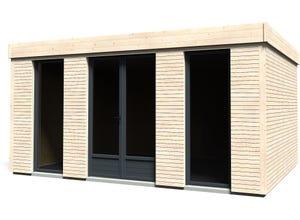 Décor'Home 21 m² - Pièce de loisirs isolée