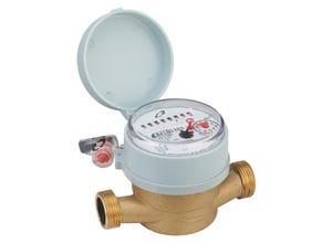 Compteur divisionnaire M20x27 eau froide