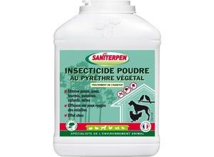 Insecticide Poudre au Pyrèthre Végétal