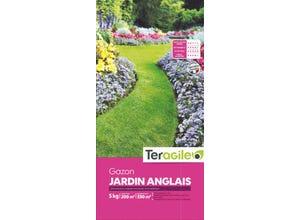 Gazon jardin anglais