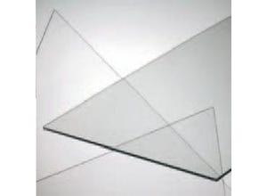 Plaque petite gamme transparente 0,5 x 1m ELYGLASS-IN