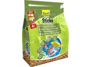 Aliment complet TetraPond stick poisson de bassin 4L