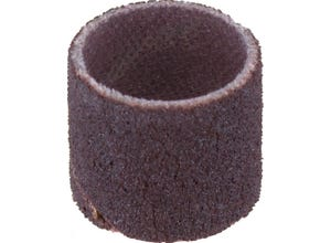 6 bandes ponçage 1/2 grain fin