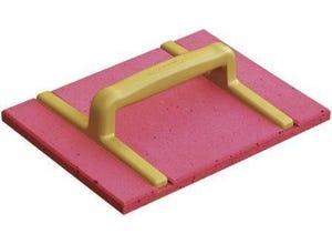 Taloche polyuréthane 27x18cm - rectangle