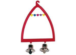 Balançoire plastique FPI 4058 pour oiseaux