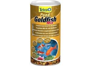 TetraPond poisson rouge de bassin mix 1L