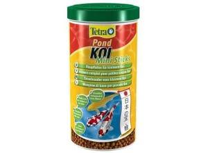 Aliment complet TetraPond stick jeunes carpes Koï 1L
