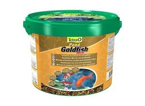 TetraPond poisson rouge de bassin mix 10L