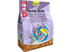 Aliment complet TetraPond poisson bassin mix sticks 4L