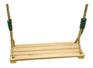 Balançoire bois pour portique 1,90/2,50m 418
