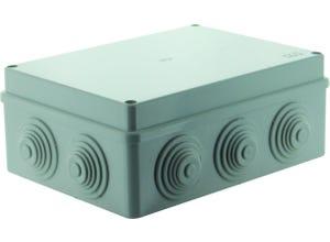 Boite carrée étanche 190x140x70mm/IP55