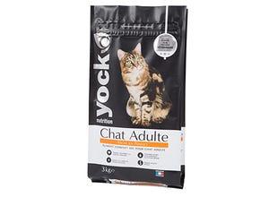 Croquettes Chat Nutrition Adulte Poulet 3 kg