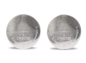 Pack de 2 piles lithium 3 volts - RFA35-11