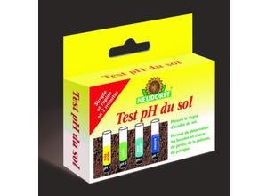 Test PH du sol