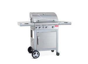 Barbecue gaz kaduva inox