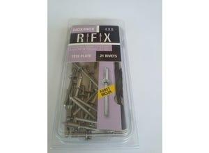 Blister rivet Inox 4X8 TP + Foret