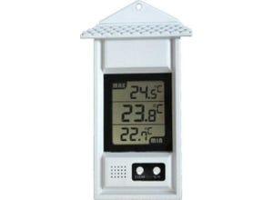 Thermomètre intérieur - extérieur électronique