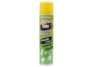 K-OCIDE, laque anti-fourmis et puces 405 ml