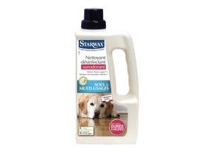 Nettoyant désinfectant surodorant animal