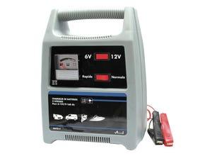 Chargeur de batterie 6/12V - 12A